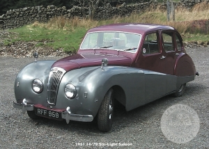 14/70 Six-Light Saloon 1948-51