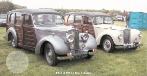 14hp Estate 1946-53