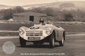 Lea-Francis engined Turners